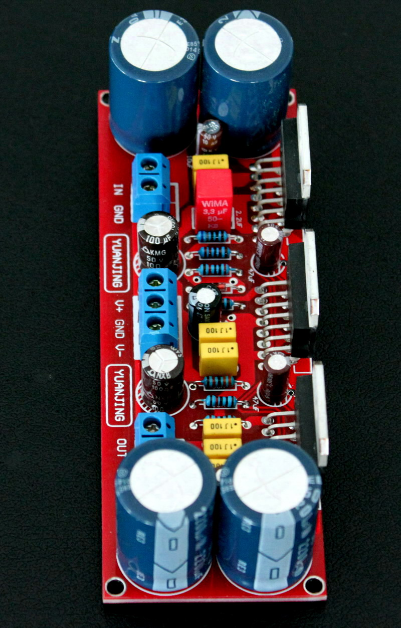Antique Radio Forums View Topic And Gnd Power Supply Tda7293 Stereo Amplifier Audio Image